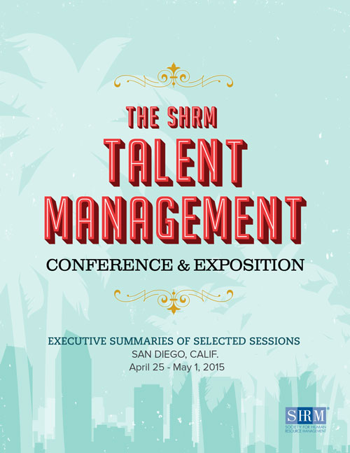 Society for Human Resource Management (SHRM) Talent Management